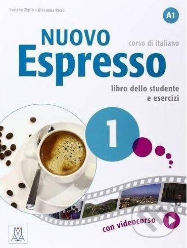 Nuovo Espreso 1 libro dello studente e esercizi - Náhled učebnice