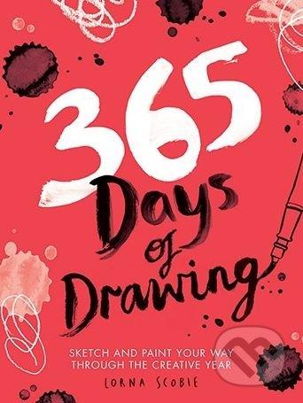 365 Days of Drawing - Lorna Scobie (ilustrácie)