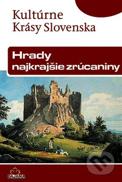 Hrady - najkrajšie zrúcaniny - Daniel Kollár, Jaroslav Nešpor