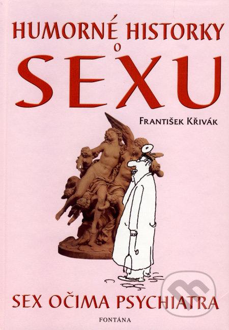 Humorné historky o sexu - František Křivák