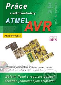 Práce s mikrokontroléry Atmel AVR - David Matoušek