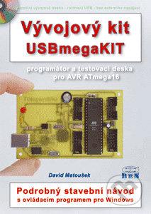 Vývojový kit USBmegaKIT - David Matoušek