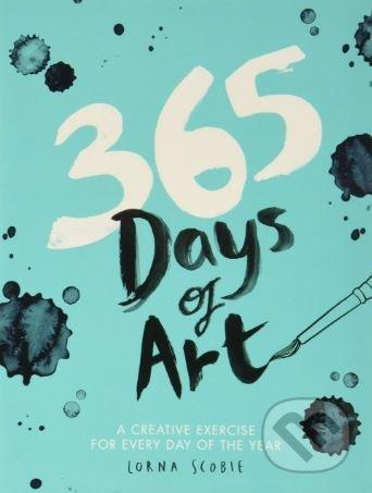 365 Days of Art - Lorna Scobie