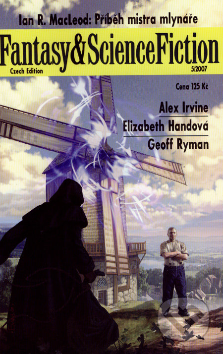Fantasy & Science Fiction 5/2007 -