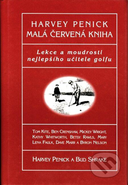 Malá červená kniha - Harvey Penick