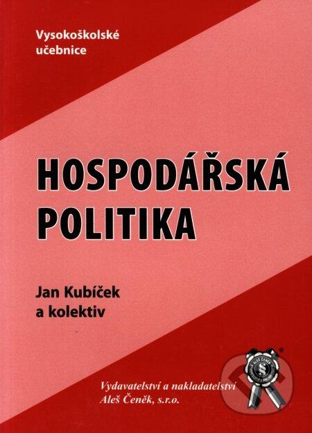 Hospodářská politika - Náhled učebnice