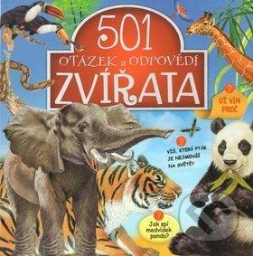 501 otázek a odpovědí: Zvířata -