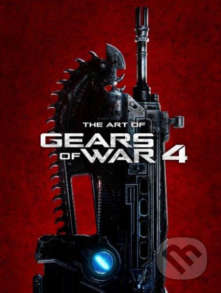 The Art of Gears of War 4 -