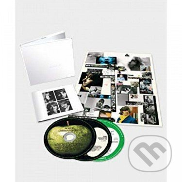 The Beatles: White Album (3CD Deluxe Edition) - The Beatles
