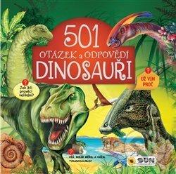 501 otázek a odpovědí: Dinosauři -
