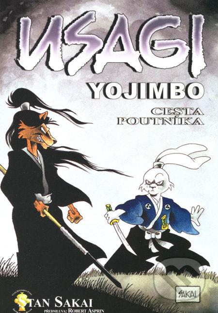 Usagi Yojimbo 3: Cesta poutníka - Stan Sakai