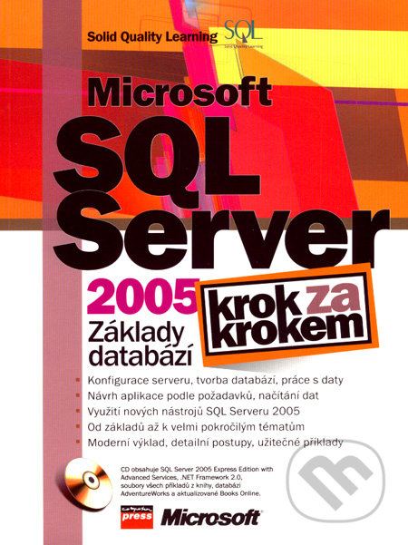 Microsoft SQL Server 2005: Základy databází -