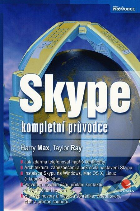 Skype - Harry Max, Taylor Ray