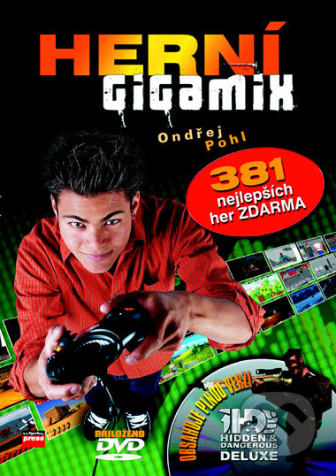 Herní Gigamix - Ondřej Pohl