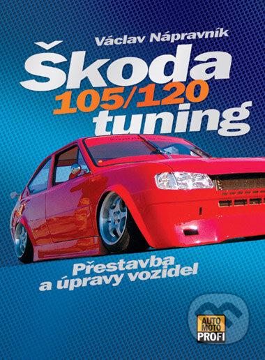 Škoda 105/120 tuning - Václav Nápravník