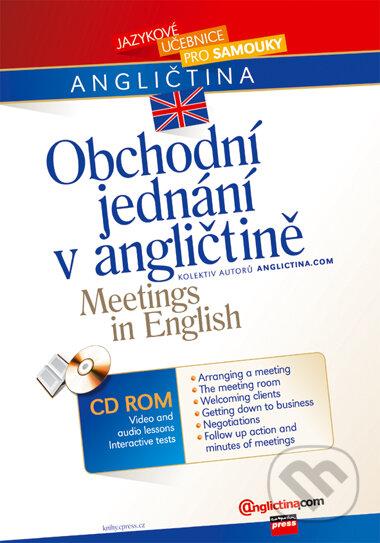 Obchodní jednání v angličtině -