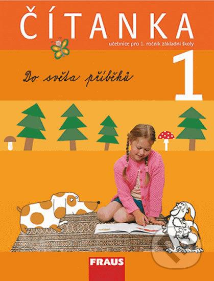 Čítanka, učebnice pro 1. ročník základní školy - Náhled učebnice