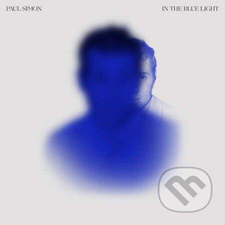 Paul Simon: In The Blue Light - LP - Paul Simon