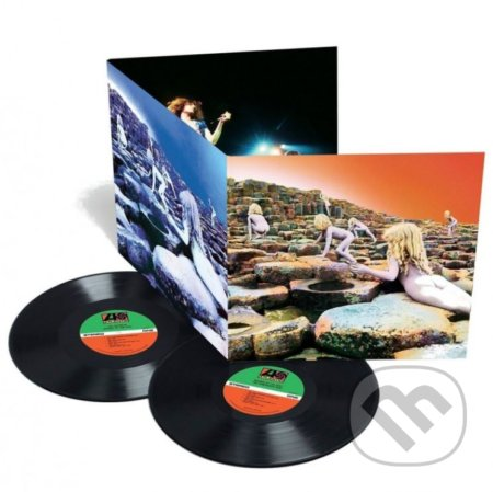 Led Zeppelin: Houses Of The Holy (Remastered Deluxe Edition) - LP - Led Zeppelin