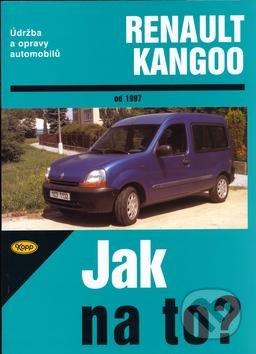 Renault Kangoo od roku 1997 - Hans-Rüdiger Etzold
