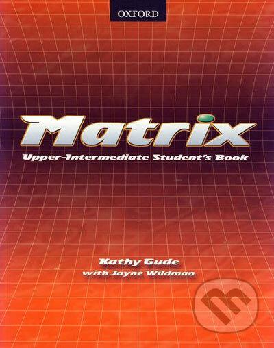 Matrix - Upper-Intermediate Student\'s Book -