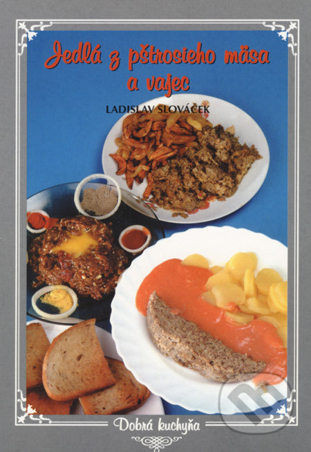 Jedlá z pštrosieho mäsa a vajec - Ladislav Slováček