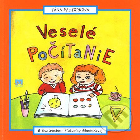 Veselé počítanie - Táňa Pastorková