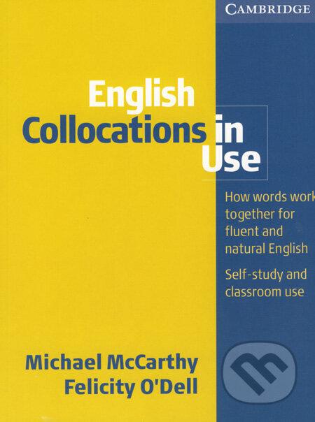 English Collocations in Use - Michael McCarthy, Felicity O´Dell