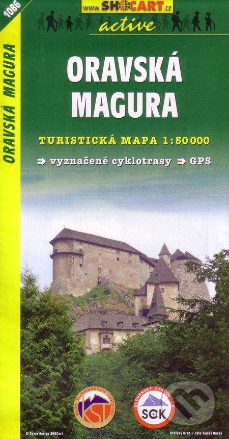 Oravská Magura 1:50 000 -