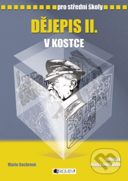 Dějepis II. v kostce - Náhled učebnice