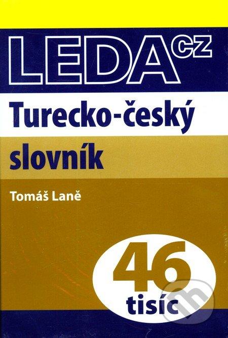 Turecko-český slovník - Tomáš Laně