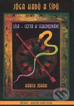 Jóga hadů a šípů - Harish Johari
