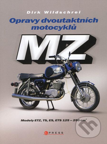 MZ - opravy dvoutaktních motocyklů - Dirk Wildschrei