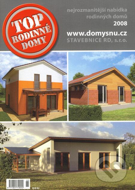 TOP rodinné domy 2008 -
