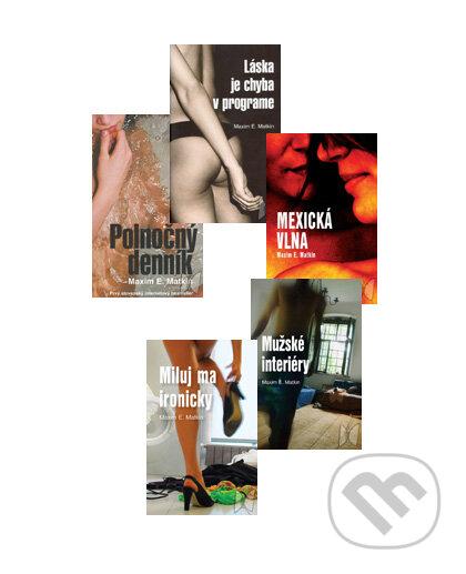 Maxim E. Matkin - kolekcia piatich bestsellerov - Maxim E. Matkin