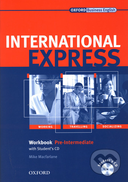 International Express - Pre-Intermediate - Mike Macfarlane