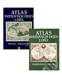 Atlas svetových dejín (kolekcia) -