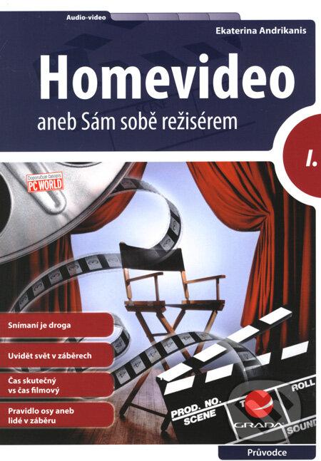 Homevideo I - Ekaterina Andrikanis