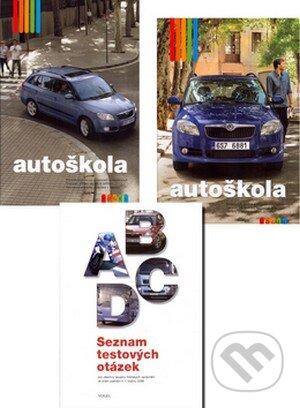 Autoškola 2008 (komplet) -