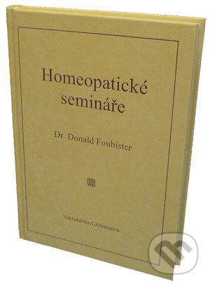 Homeopatické semináře - Donald Foubister
