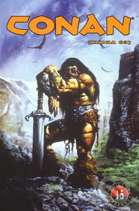 Conan (Kniha 03) -