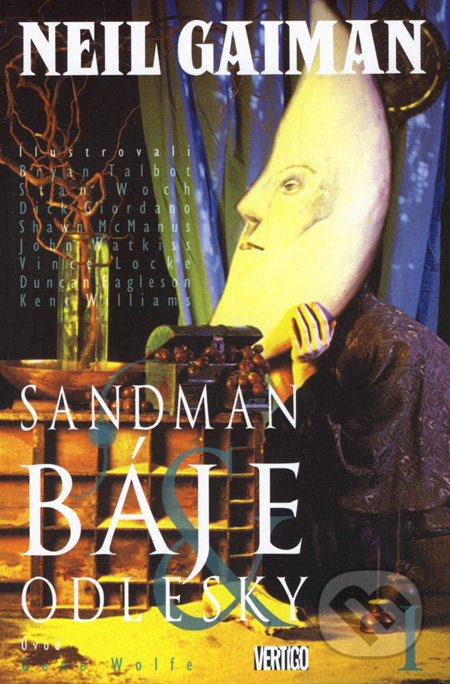 Sandman: Báje & Odlesky - Neil Gaiman