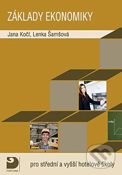 Základy ekonomiky pro střední a vyšší hotelové školy - Náhled učebnice