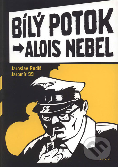 Bílý potok (Alois Nebel 1) - Jaroslav Rudiš, Jaromír 99