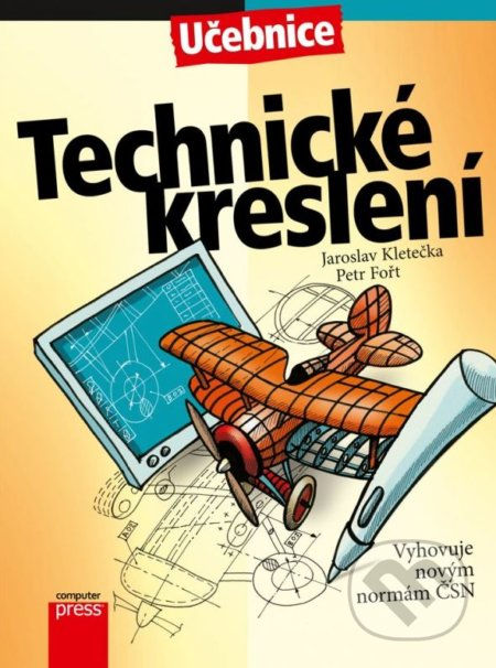 Technické kreslení - Náhled učebnice