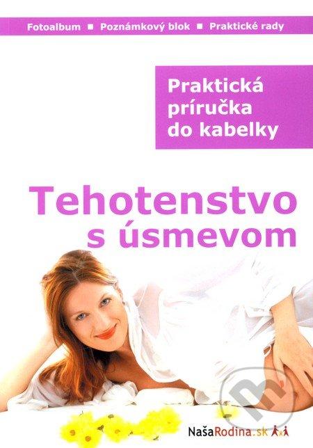 Tehotenstvo s úsmevom - Soňa Rebrová