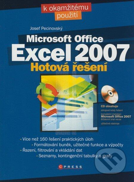 Microsoft Office Excel 2007 - Josef Pecinovský