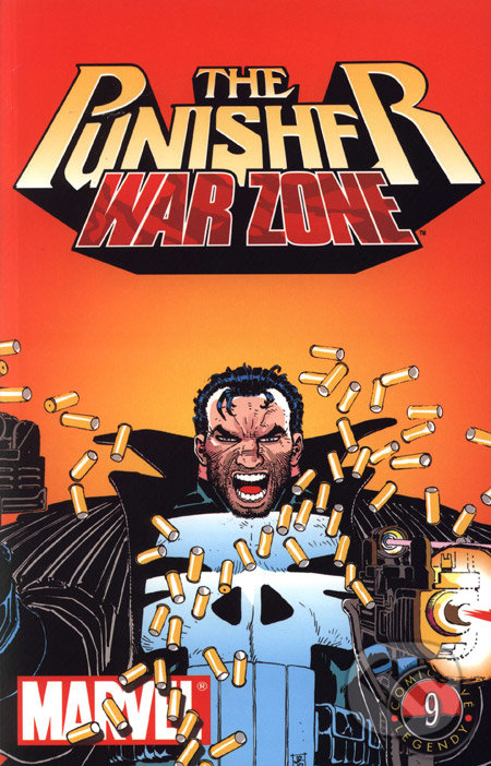 The Punisher: War Zone - Chuck Dixon, John Romita, jr., Klaus Janson