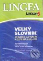 Lexicon 5: Anglicko-slovenský a slovensko-anglický veľký slovník -