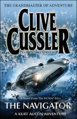 The Navigator - Clive Cussler